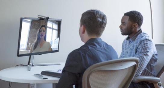 Videokomunikácia v malých priestoroch