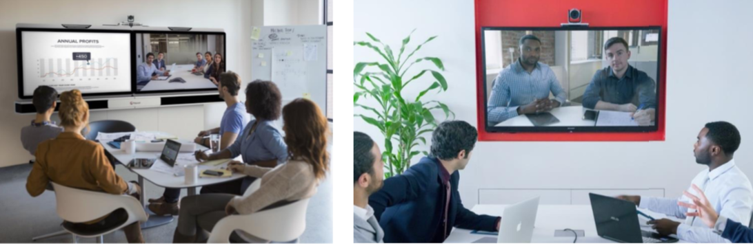 Polycom Group new features