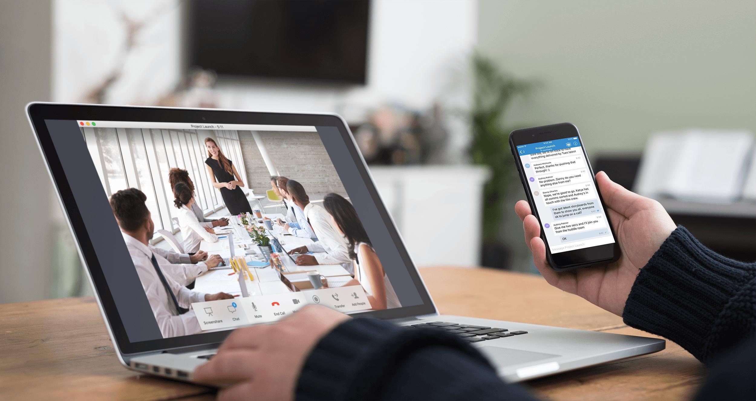 webmeeting desktop klient