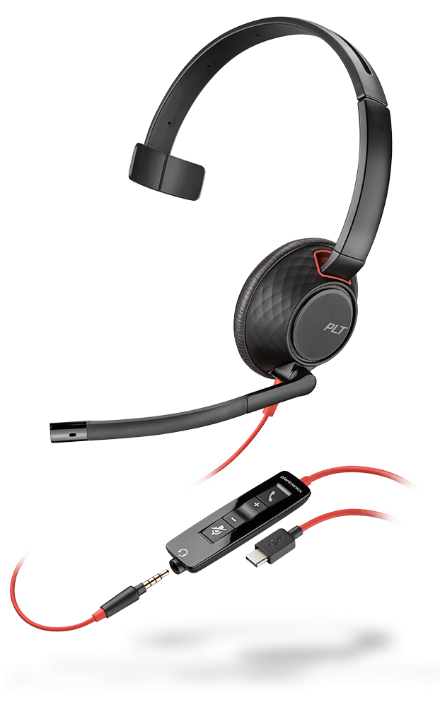 Plantronics Blackwire 5200