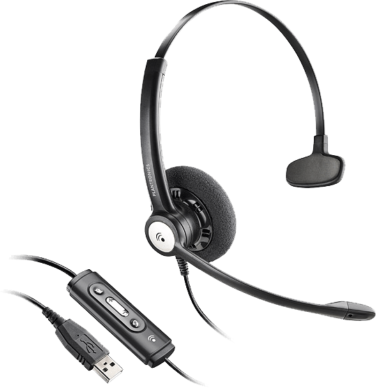 Plantronics Entera USB