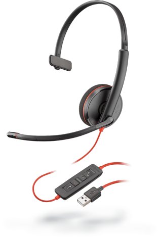 Plantronics Blackwire 3200
