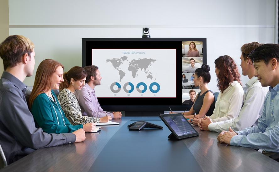 Poly MS Teams webmeeting video