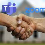 Ako sa pripojiť s Microsoft Teams Room systémom do Zoom meetingu